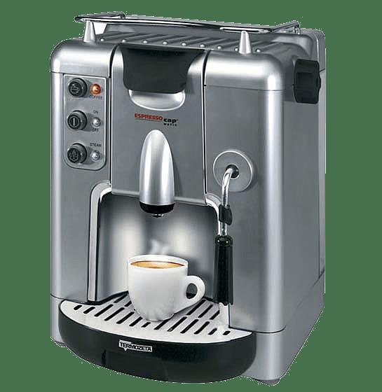מכונת קפה אספרסו לשימוש בקפסולות