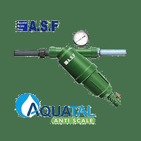 ASF סנן למניעת אבנית - 3