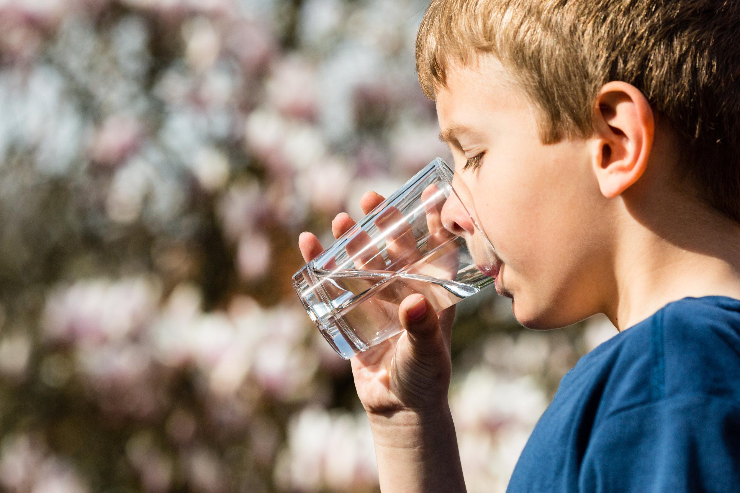 מערכת טיהור מים ב-4 שלבים